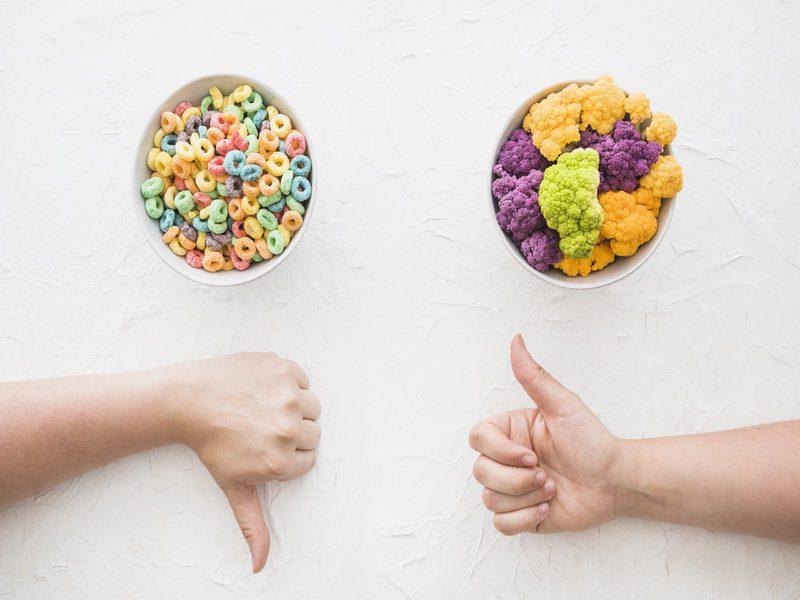 انتخاب صحیح نوع تغذیه در دوران کنکور
