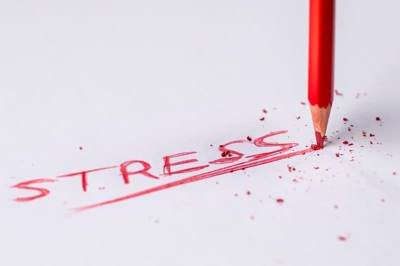 استرس و بی نطمی مانع یادگیری اصولی
