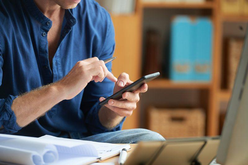 موبایل در سال کنکور