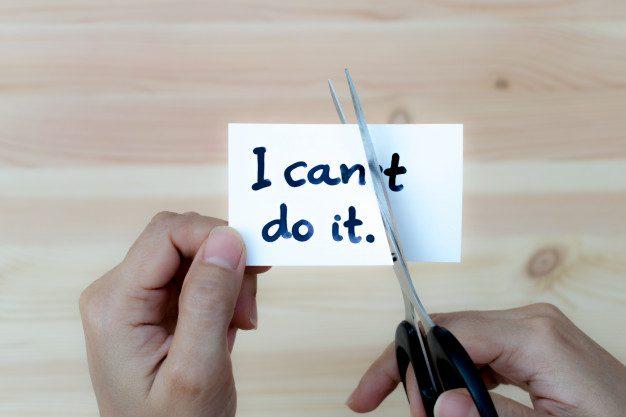 افکار مثبت موثر در پیشرفت