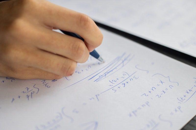 ضرایب درس های رشته ریاضی